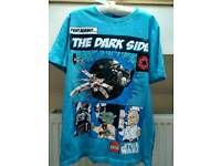Next Star Wars Lego T-shirt Age 11
