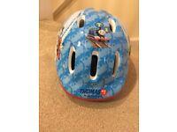 Thomas the Tank helmet