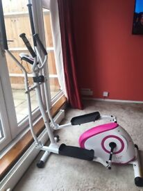 Davina McCall cross trainer great condition