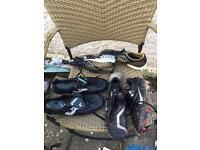 Men's size 10 Astro trainers + boots