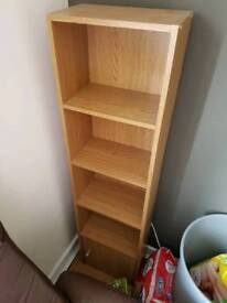Dvd/book stand
