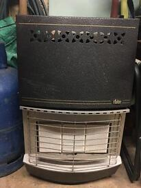 Used portable valor gas heater