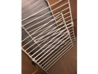 x2 BabyStart extending safety wall gates - £15 for both