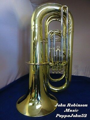 Yamaha YBB-321 4-Valve 4/4 BBb Tuba w/ case FULLY RESTORED W/ NEW LACQUER FINISH for sale  USA