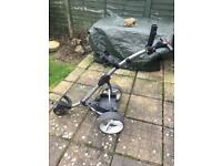 NICE S1 MOTOCADDY Eletric trolley (free delivery 50 miles)