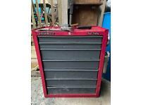 Sealey American pro tool box tool cabinet