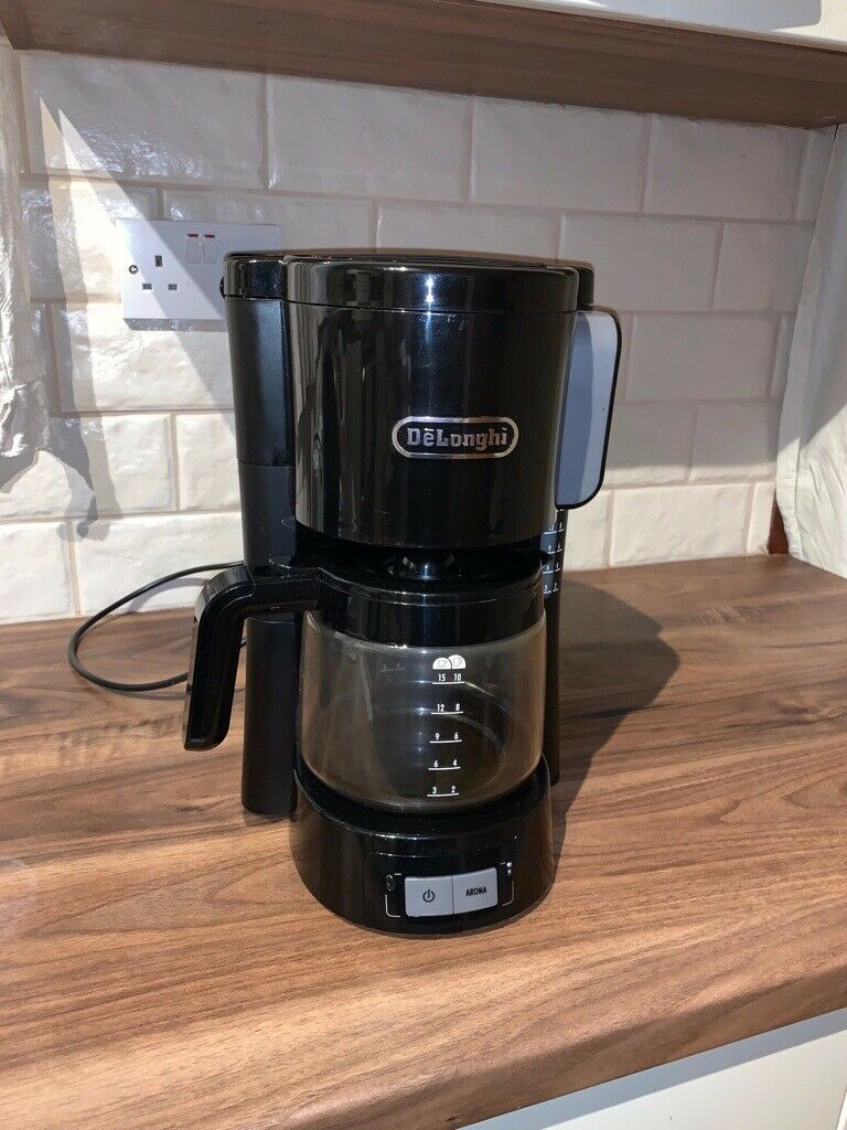 Delonghi Filter Coffee Machine Rrp 39 In Sheffield South Yorkshire Gumtree