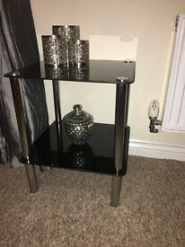 Small corner stand