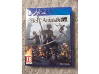 Nier Automata - Sony Playstation 4 - BRAND NEW & SEALED - Amazing PS4 Action Adventure Sci-Fi Game