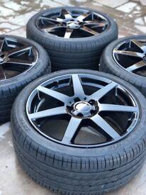 Genuine Mercedes Benz Alloy Wheels
