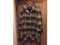 Ladies Woollen Coat (size 18)
