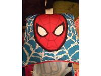 Spider-Man Single Bedding Set