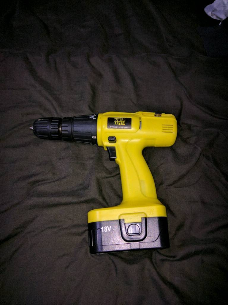 Work expert drill 18v