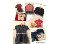 Big bundle of girls 💗💗 2-3 yrs clothes and shoes. 💗💗