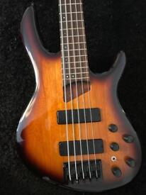 Cort B5 5 String Bass Guitar