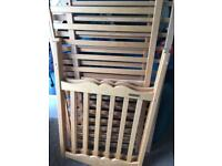 Mamas and papas cot free for collection