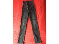 Maternity jeans Size 10&12