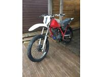 (Swaps for motorbike Projects ) Honda MTX 125cc Field Bike