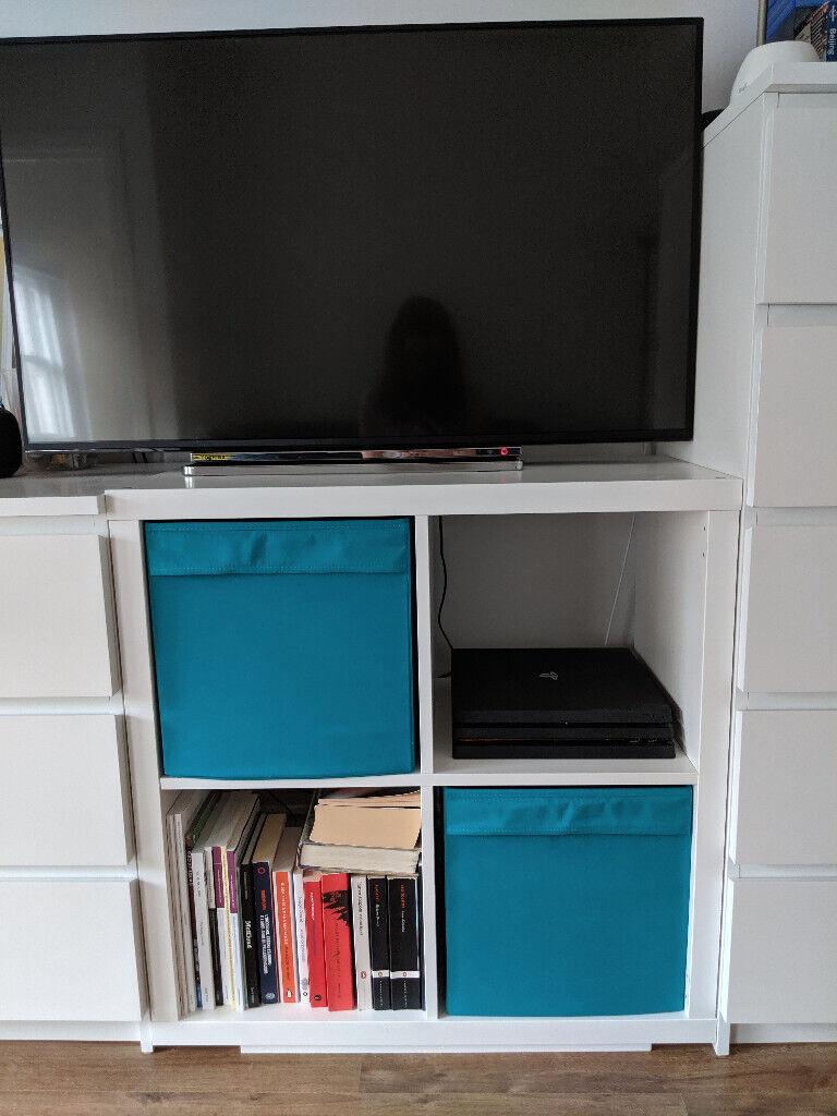 2x IKEA KALLAX   in Leicester, Leicestershire   Gumtree