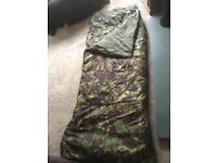 Fortis Snugpak Camo sleeping bag