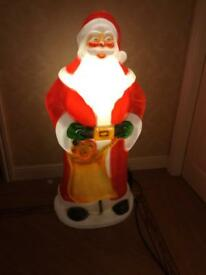 Light up Santa