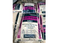 Pallet of Hanson Kiln Dried Sand Maxipack Block Paving