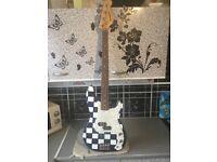 Westfield bass guitar £50 cash