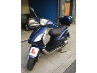 2009 PIAGGIO FLY 125cc ~ WITH NEW MOT ~ £749