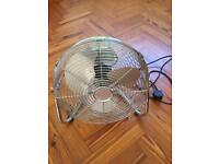 Hydor electric fan approx 40cm x 40cm