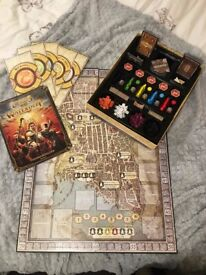 Lords of Waterdeep, Used - Very good condition
