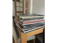 Collection of Vinyl Singles
