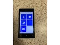 Nokia lumia 520 mobile phone on Vodafone network