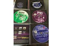 Bundle of Original PlayStation games!
