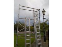 alloy tower scaffold