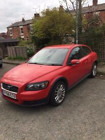 Volvo C30 2008 2.0 Petrol Full Service History, Two Keys