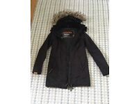 Super Dry Women's Parka Jacket for sale