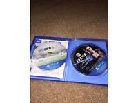 FIFA 14 + 15 PS4
