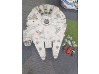 Star Wars Millennium Falcon Collection