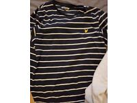 Mens Lyle and Scott T shirt