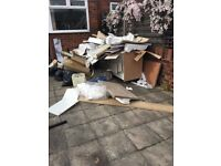 Waste clearance needed. Man with van needed. Removal of old kitchen.