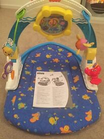 Fisher Price Play Mat - Sea themed