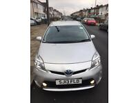 PCO Toyota Prius car to rent or hire 13 plate