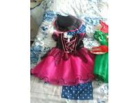 LITTLE GIRLS DRESSING UP DRESSES