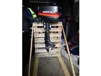 4 mariner outboard engine standerd shaft