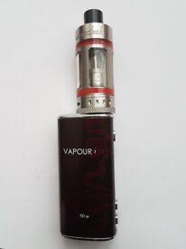 Smoking vapour 50W