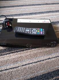 BT digital TV box