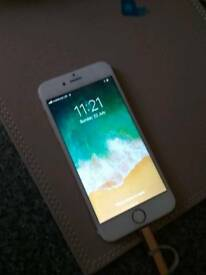 Rose gold iPhone 6s 16gb unlocked
