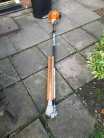 Stihl HL135 Long reach hedge trimmers