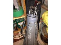 FREE USED GOLF CLUBS
