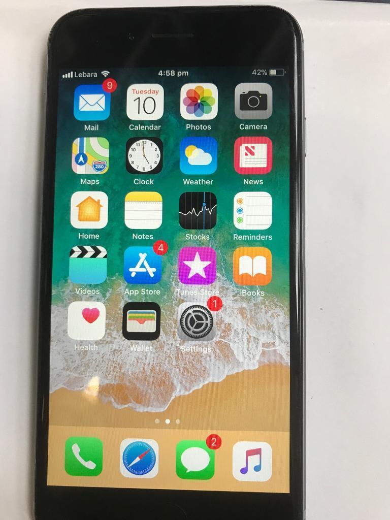 iPhone 6 16Gb on Vodafone